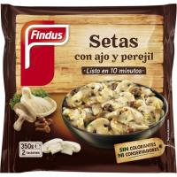 Setas con ajo-perejil FINDUS Salto, bolsa 350 g