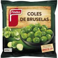Coles de bruselas FINDUS, bolsa 400 g