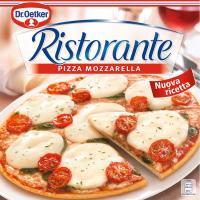 Pizza Ristorante Mozzzarella DR. OETKER, caja 335 g