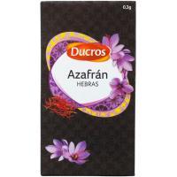 Azafrán en hebras DUCROS, caja 0,3 g