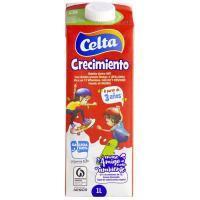 Leche Energía-Crecimiento CELTA, brik 1 litro