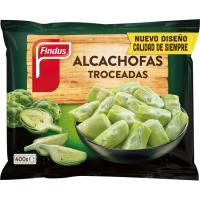 Alcachofa cortada FINDUS, bolsa 400 g