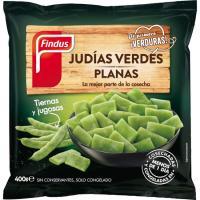 Judía verde plana FINDUS, bolsa 400 g