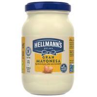 Mayonesa HELLMANN'S, frasco 225 g