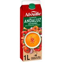 Gazpacho andaluz ALVALLE, brik 1 litro