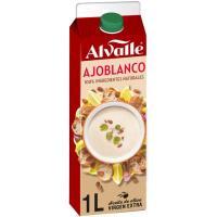 Gazpacho de almendras ALVALLE, brik 1 litro