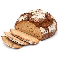 Pan redondo de centeno HAUSBROT, paquete 500 g