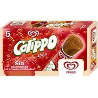 Helado de cola CALIPPO, pack 5x105 ml
