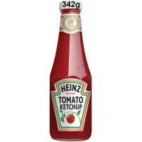 Ketchup HEINZ, bote 342 g