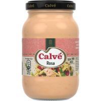 Salsa rosa CALVÉ, frasco 225 g