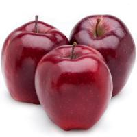 Manzana Red Delicious, al peso, compra mínima 1 kg