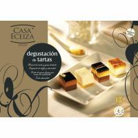 Surtido degustación de tartas CASA ECEIZA, caja 315 g