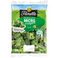 Brócoli Micro FLORETTE, bolsa 225 g