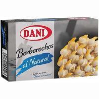 Berberecho DANI Serie Oro, lata 58 g