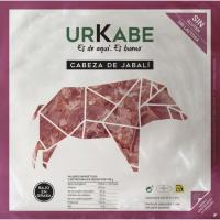 Cabeza de cerdo URKABE, sobre 200 g
