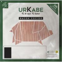 Bacón ahumado URKABE, sobre 200 g