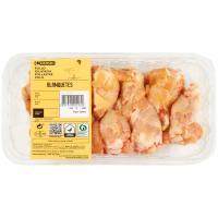 Blanquetas de pollo, bandeja aprox. 580 g