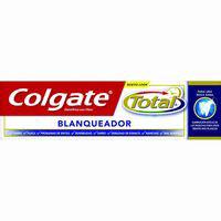 Dentífrico total blanqueador COLGATE, tubo 75 ml