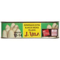 Espárrago blanco medio IGP 12/14 piezas VELA, lata 250 g