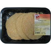 Milanesa de cerdo LOS SANFERMINES, bandeja aprox. 350 g