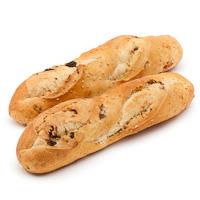 Pan de pasas-nueces, 200 g