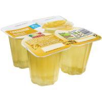 Gelatina limón