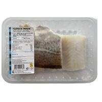 Filete de bacalao al punto de sal, bandeja aprox. 350 g