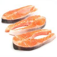 Rodaja de salmón, al peso, compra mínima 500 g