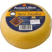 Queso D.O. Arzua Ulloa RUTA XACOBEA, pieza 650 g