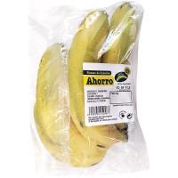 Plátano de Canarias, al peso, compra mínima 1 kg