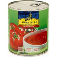 Tomate triturado CARRETILLA, lata 800 g