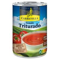 Tomate triturado CARRETILLA, lata 400 g