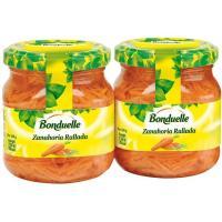 Zanahoría rallada BONDUELLE, pack 2x110 g