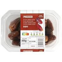 Dátil con hueso EROSKI, tarrina 300 g