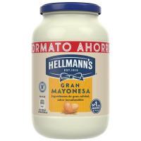Mayonesa HELLMANNS, frasco 825 g