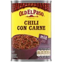 Chili con carne OLD EL PASO, lata 418 g
