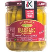 Guindillas de Ibarra extra Eusko Label ZUBELZU, frasco 120 g