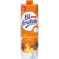 Bifrutas tropical con leche PASCUAL, brik 1 litro