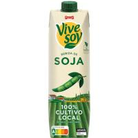 Bebida de Soja PASCUAL Vive Soy, brik 1 litro