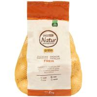 Patata para freír Eroski NATUR, malla 2 kg