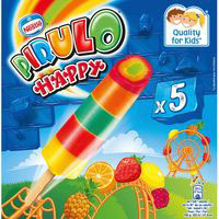 Pirulo Happy NESTLÉ, pack 5x70 g