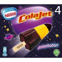 Colajet NESTLÉ, pack 4x66 ml