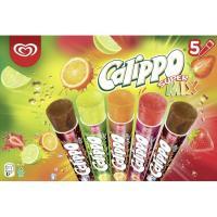 Helado Supermix CALIPPO, caja 525 ml