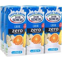 Funciona sabor Caribe DON SIMÓN, pack 6x200 ml