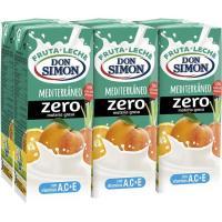 Funciona sabor Mediterráneo DON SIMÓN, pack 6x200 ml