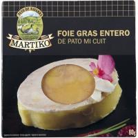 Foie Mi Cuit MARTIKO, blister 80 g