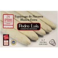 Espárrago blanco D.O. Navarra 5/7 piezas PEDRO LUIS, lata 425 g