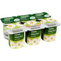 Yogur Biactive natural