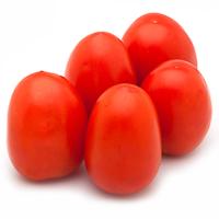 Tomate de pera, al peso, compra mínima 500 g