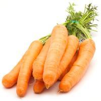 Zanahoria con hoja, manojo 800 g